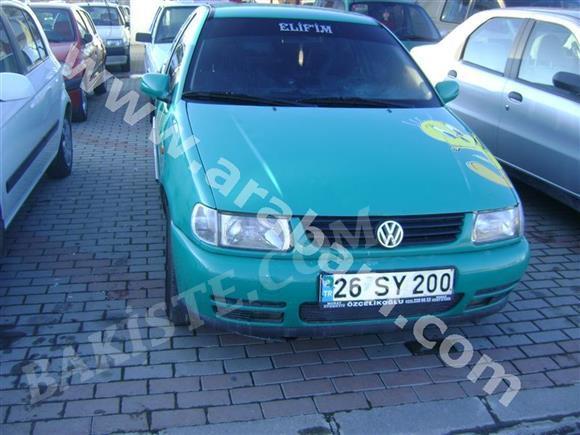 Polo Tek Kapılı Spor Araç Vasıta Ve Araba Grubu