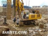 CMV TH22 FORE KAZIK MAKİNESİ