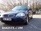 Doktor 'dan 2001 model Honda Civic 1.6 İES