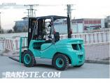 Forklift / 3 TON FEELER FORKLİFT 2013 MODEL