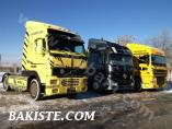 46000 TL 1994 Volvo 400 POWER Avare Dingil
