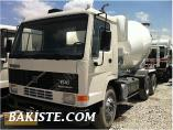 SATILIK-1998 MODEL-8 m3-FULL REVİZYONLU -VOVLVO FL 10