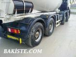 SATILIK 2007 MODEL MERCEDES 4140 TRANSMİKSER 12 m3