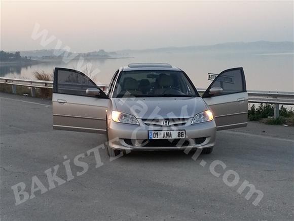Honda Civic Vtec Es Otomatik Lpg Sifir Boya Degisen Yok Vasita